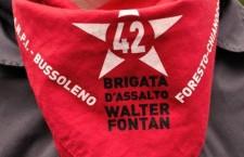 21 febbraio: Partigiani e sezioni ANPI a fianco del Movimento NOTAV