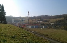 Il cantiere del Terzo Valico di Arquata da ieri è ufficialmente chiuso