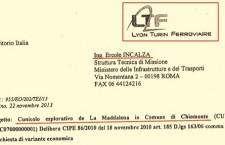 I soldi della Torino Lione passavano da Incalza