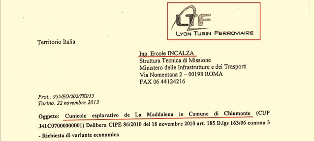 Incalza Ltf
