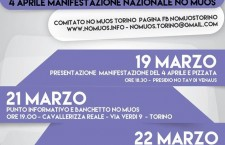 19/3 Presidio di Venaus – Presentazione manifestazione nazionale no muos
