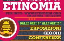 Domenica 19, la festa di Etinomia