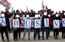 La Manifestazione nazionale No Muos del 4 aprile 2015