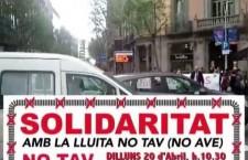 Barcellona, presidio davanti al consolato italiano