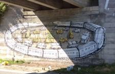 Blu in Valsusa. L'arte contro la devastazione