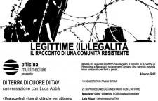 25/6 Torino Proiezione: DI TERRA DI CUORE DI TAV