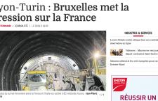 """Dalla Francia: """"il finanziamento europeo alla Torino Lione è inferiore alle previsioni"""""""