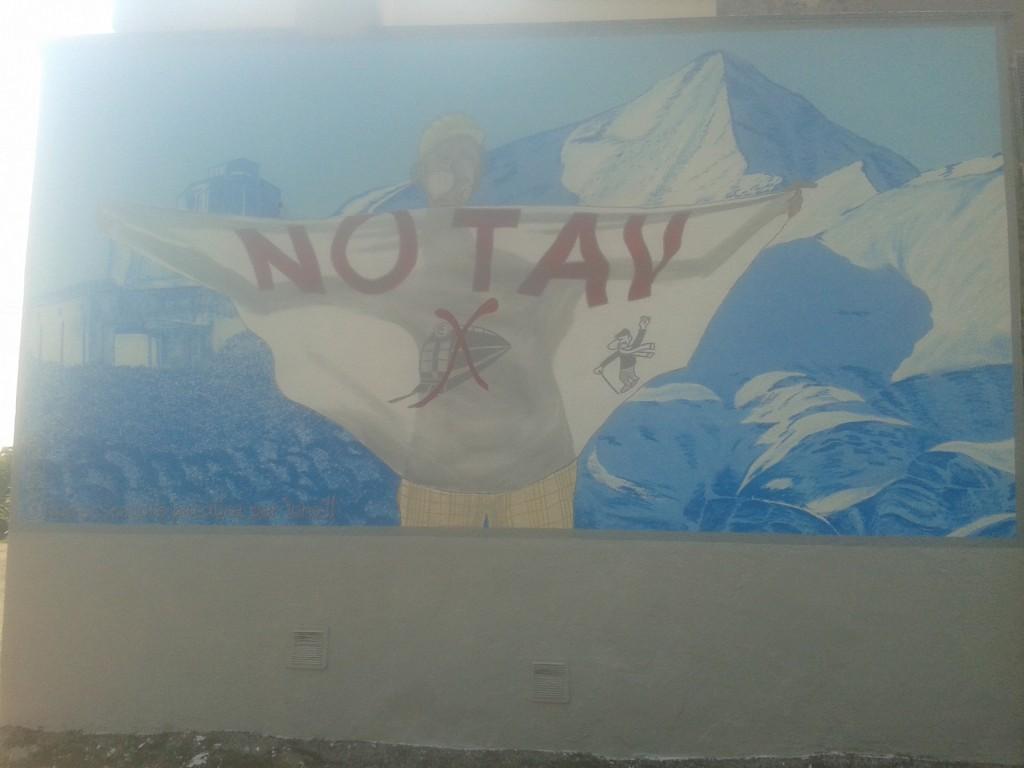 Nuovo murales ad Almese!