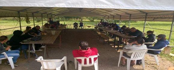 Terzo giorno di campeggio studentesco No Tav
