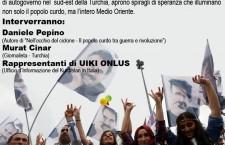 """28 ottobre ore 21 Bussoleno La Credenza """"La questione kurda in medio oriente"""""""
