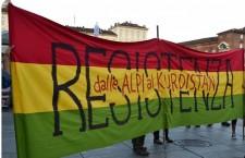 Dalla val di Susa al Kurdistan resistenza!