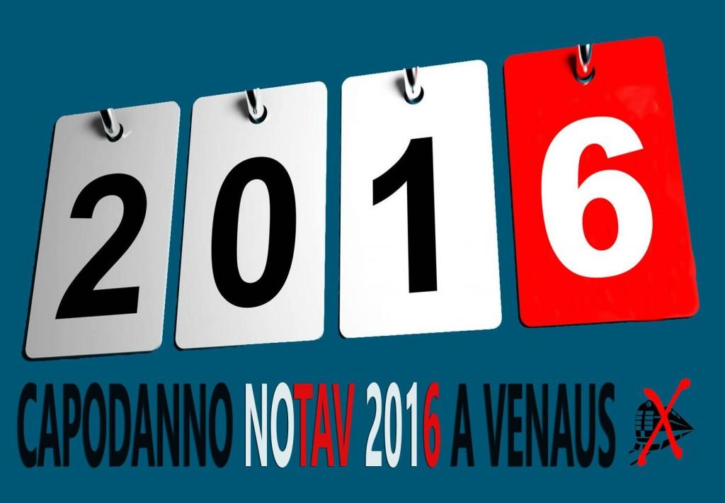 Cena di capodanno al presidio NOTAV di Venaus!