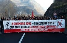 Venaus 2005-2015: dieci anni dopo, la Valle resiste ancora! [diretta dalla marcia]