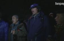 Video della passeggiata notturna