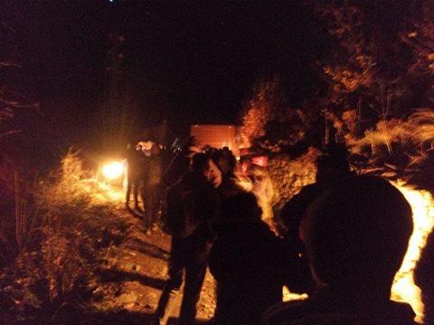 Passeggiata notturna con lacrimogeni, appuntamenti di Sab 30/01