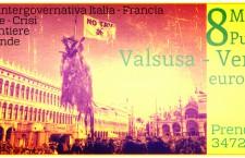 Pullman Valsusa-Venezia 8 marzo