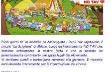 Domenica 14/2 San Didero giornata di solidarietà