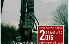 Mercoledì 2 marzo ore 21 Bussoleno ass cavidotto Terna