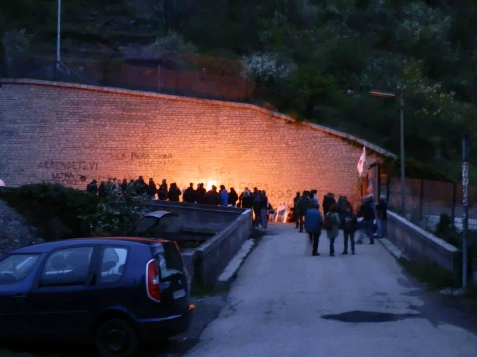 Venerdì 26/02, Apericena No tav a Chiomonte!