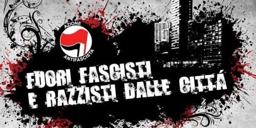 Cacciamo i fascisti dalla Valle di Susa! Sabato 27/02 giornata antifascista ad Almese.