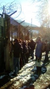 """""""Fomne contra 'l tav"""". Domenica 6 marzo in Val Clarea."""