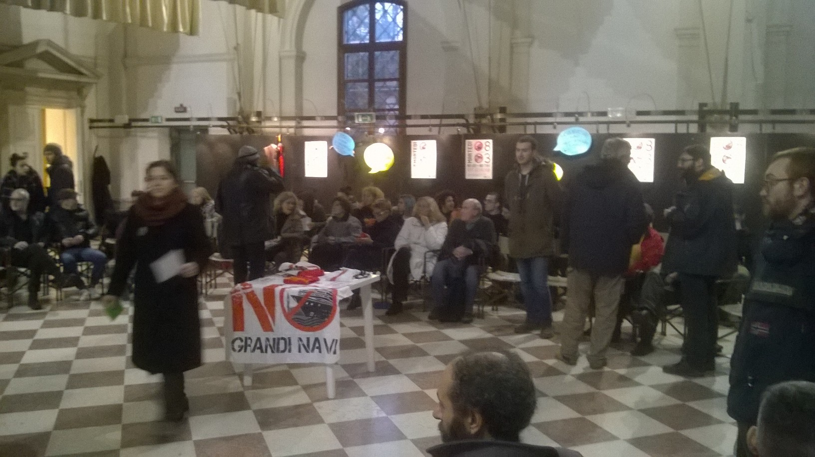 Aspettando Renzi ed Hollande, dall'assemblea di Venezia verso l'8 marzo