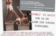31 marzo Bussoleno Caino Royale – Lo Spettacolo Originale