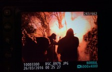 Inizia la 4 giorni No Tav, lacrimogeni in Clarea