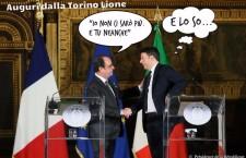 """""""Forse vedrai la tav"""" dicevano i presidenti Hollande e Renzi. Cronache bagnate dalla laguna."""