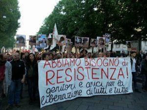 """Negato il diritto al voto a Daniele. Comunicato delle """"Mamme in piazza per la libertà di dissenso"""" ."""