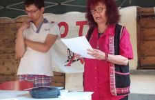 Dichiarazione di Nicoletta Dosio sul rifiuto delle firme giornaliere