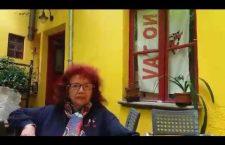 Nicoletta Dosio rifiuta le firme giornaliere (video)