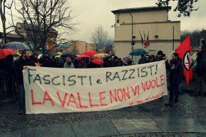 Presidio antifascista Alpignano. Aggiornamento urgente.