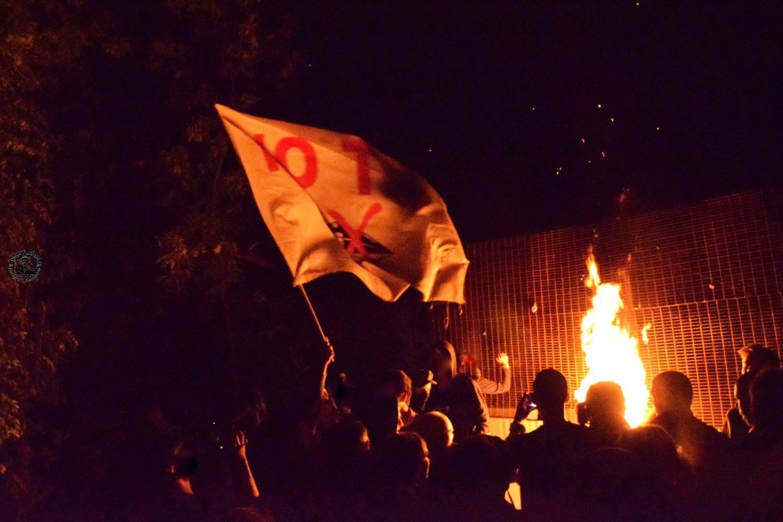 8/09 Quarto giorno di campeggio nazionale studentesco No Tav (FOTO)