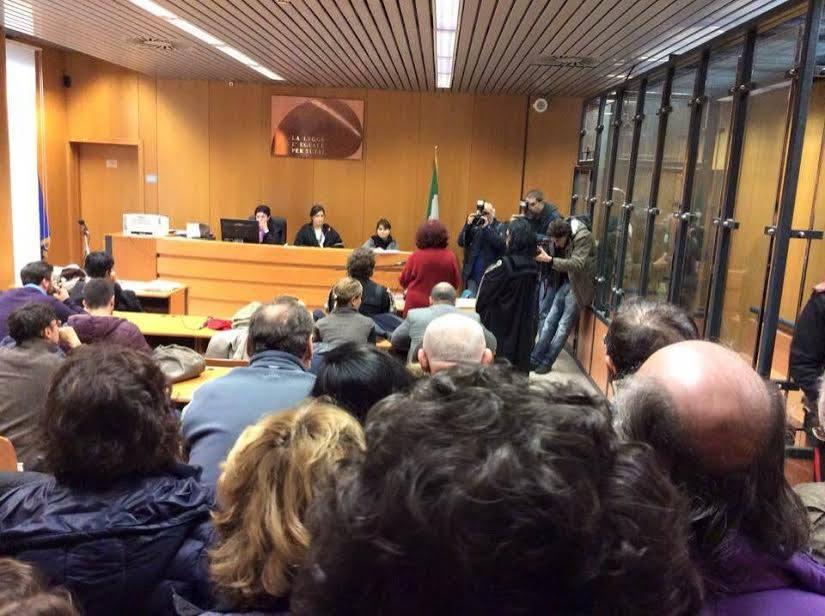 La dichiarazione di Nicoletta al processo per evasione