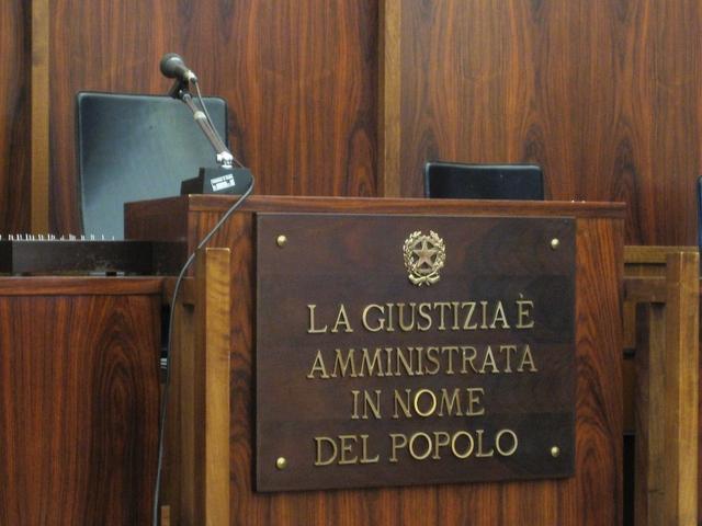 Presidio giov 3/11 al Tribunale e qualche nota sul pg Saluzzo