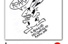 """Anche il """"Ruggito del coniglio"""" l'ha capito: """"Torino non è interessata, questo treno che parte da Lione, ma dove va?"""" (audio)"""
