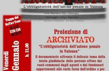 Susa: 13/1 proiezione di Archiviato