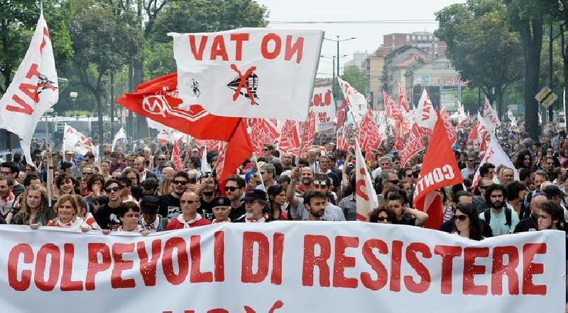 """Comunicato notav: """"Questo progetto deve essere fermato per il bene dell'Italia"""""""