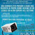 "25 febbraio Bussoleno ""libertà o controllo?"" hackmeeting incontra movimento no tav"