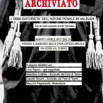 """Per """"Archiviato"""" non c'è spazio alla Biennale della """"Democrazia"""""""