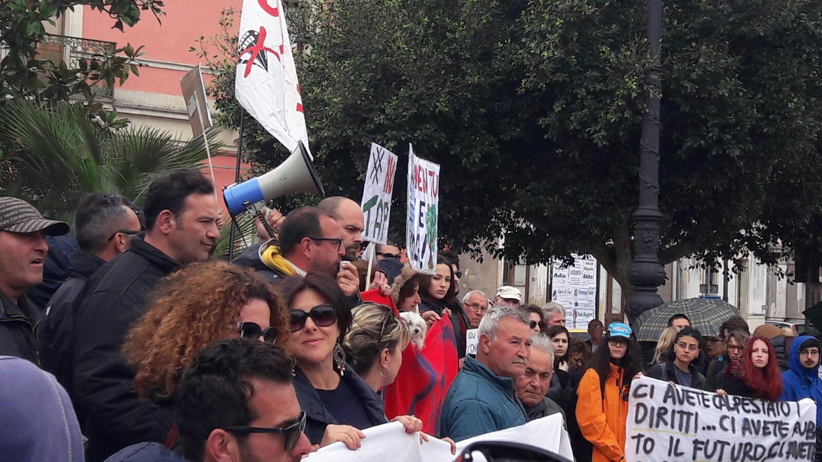 Diario No Tav dal Salento No Tap, 1° giorno (FOTO)