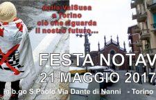 "21/5 ""FESTA NOTAV"" A TORINO"