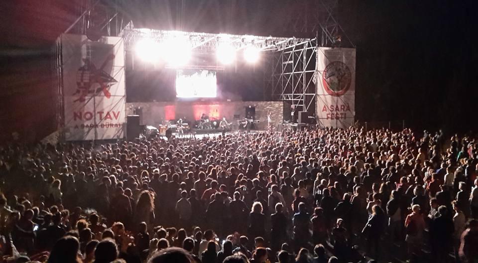 Un successo il primo giorno del Festival Alta Felicità!