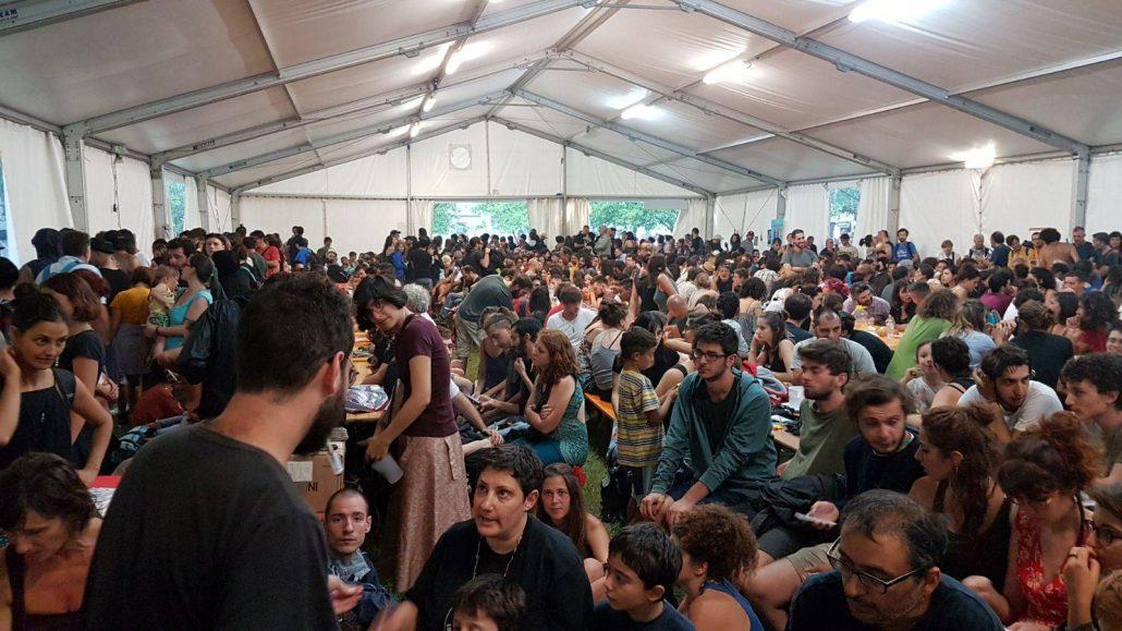 Terzo giorno, la pioggia non ferma il Festival! (FOTO)