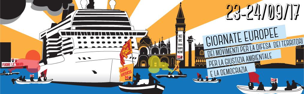 23-24 settembre Venezia due giorni di dibattiti e mobilitazioni