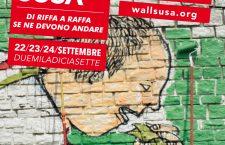 UN BIGLIETTO PER LA LOTTA! WallSusa 2017