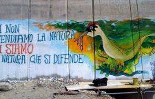 WallSusa: la lotta notav sui muri della Valle di Susa