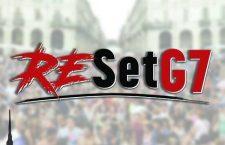 Movimento Notav ReSetG7 pullman dalla valle e iniziative
