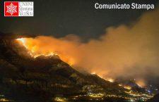 Comunicato Stampa dei comuni della Valle su incendi, esercito e compensazioni Tav